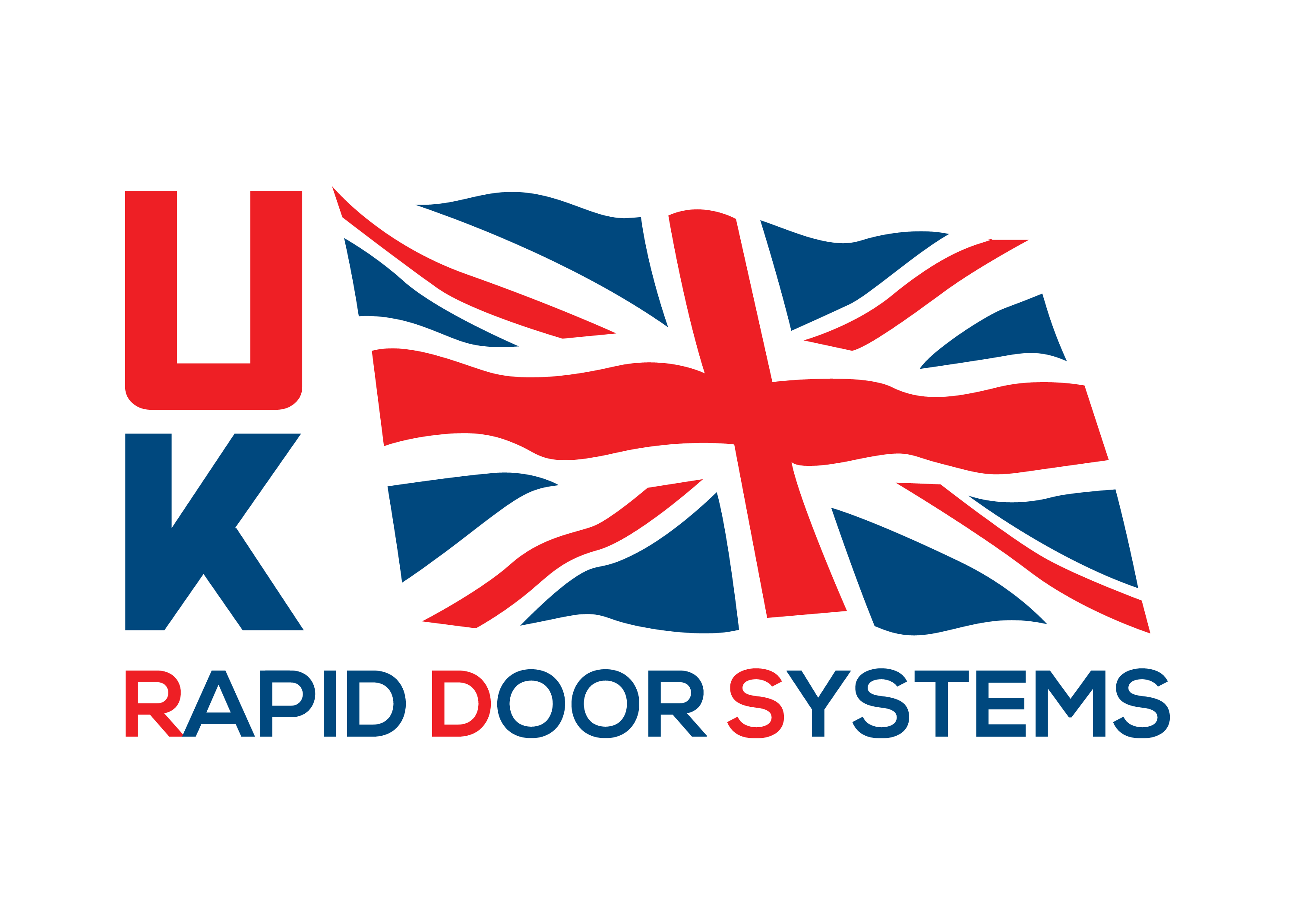 uk rapid doors logo